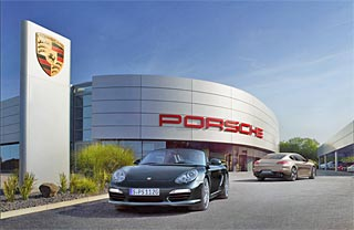 Porsche-Feusisberg